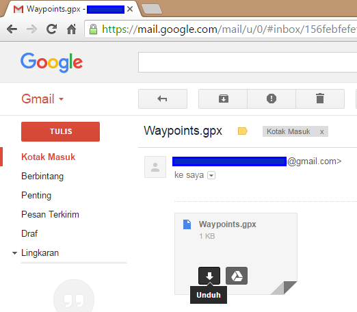 Download File Gmail