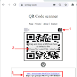 5 Cara Scan Barcode Google Map di Android, iPhone & Chrome